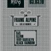 Wierd 03.03.10: Frank Alpine